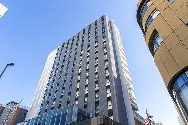 ホテルフォルツァ名古屋栄(2021年3月オープン)の画像・写真