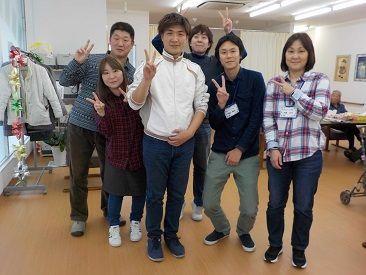 株式会社ユニマットスタッフカンパニー ※勤務地:絆デイサービス/JP000602の画像・写真