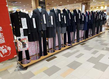 クローバーズ学生服 イトーヨーカドー武蔵小金井店の画像・写真