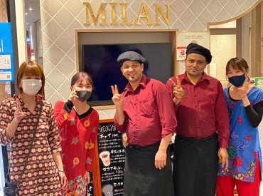 インド料理 ミラン MILAN  アミュプラザ鹿児島店の画像・写真
