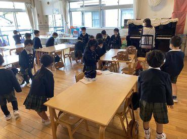 府中あおい幼稚園の画像・写真