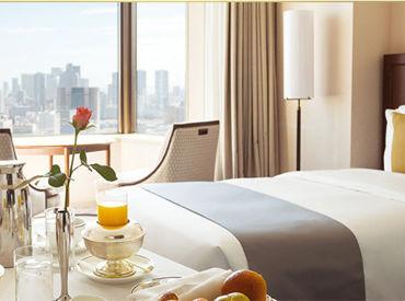 日東カストディアル・サービス株式会社 ※勤務地:帝国ホテル 東京の画像・写真