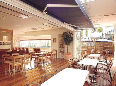 DOG DEPT CAFE 玉川店の画像・写真