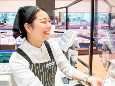 株式会社チェッカーサポート ※勤務地:金沢エムザ 食品フロアレジ [7498] の画像・写真