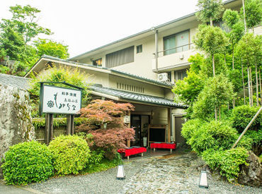 京都 高雄 もみぢ家(本館)の画像・写真