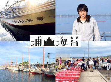 浦山海苔の画像・写真