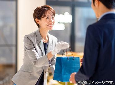 エム・イー・ジー株式会社 ※勤務地:須磨大丸店の画像・写真