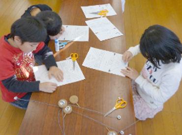 土浦市 大岩田小学校児童クラブ(株式会社アンフィニ)の画像・写真