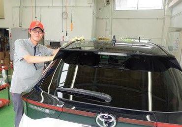 愛知海運産業株式会社 ※勤務地:ユースフル豊橋SSの画像・写真