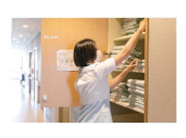 ワタキューセイモア株式会社《勤務地:大分市医師会立アルメイダ病院》の画像・写真