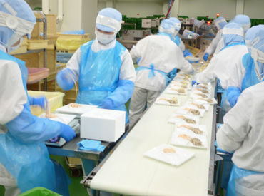 フードプロセス株式会社 オーデリカファクトリー和歌山出張所(間口グループ)の画像・写真