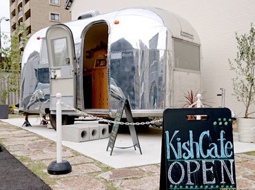 Kish Cafeの画像・写真