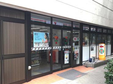 セブンイレブン 日本橋兜町店の画像・写真