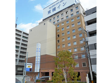 東横INN 広島駅新幹線口1の画像・写真