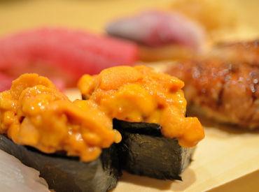 廻転寿司 海鮮の画像・写真