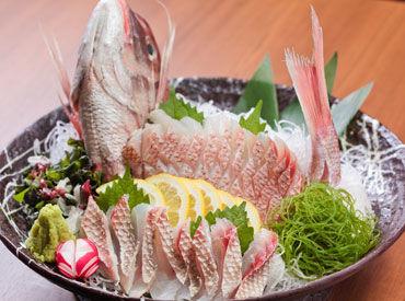 産直鮮魚とおばんざい 魚こめ屋 イオンモールつくば店 の画像・写真