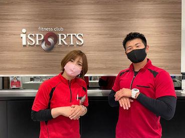 フィットネスクラブiSPORTS 行橋店の画像・写真