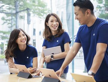 Apple直営店 川崎の画像・写真