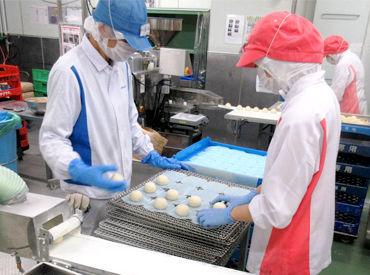 山崎製パン株式会社 横浜第一工場の画像・写真