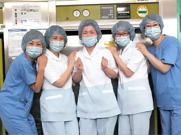 ワタキューセイモア株式会社《勤務地:鶴見病院》の画像・写真