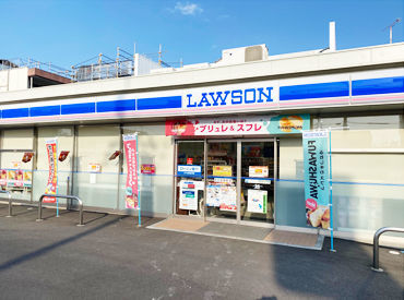 ローソン昭和区福江一丁目店の画像・写真