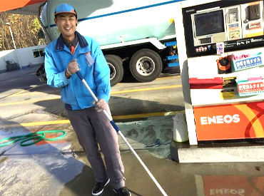 ENEOSガソリンスタンド 16号線入間SS の画像・写真