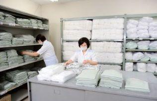 ワタキューセイモア東京支店 総務課85079[勤務地:榊原記念病院] の画像・写真