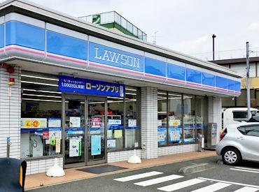 ローソン川崎犬蔵一丁目店の画像・写真