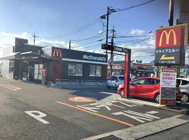マクドナルド 総社溝口店の画像・写真