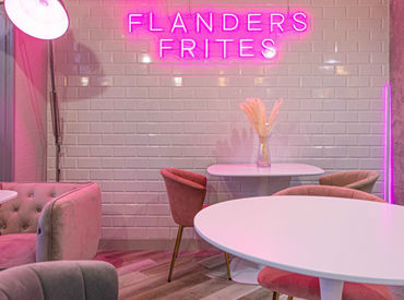 FLANDERS FRITES(フランダース フリッツ)の画像・写真