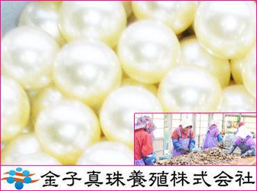 金子真珠養殖株式会社の画像・写真