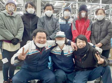 園田陸運株式会社 南九州物流センター ※冷蔵倉庫内の画像・写真