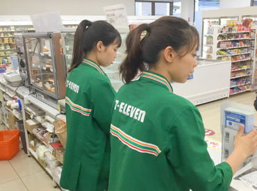 セブンイレブン静岡瀬名店の画像・写真