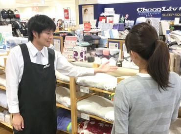 ショコリブ&ピローズ GRANDUO立川店の画像・写真