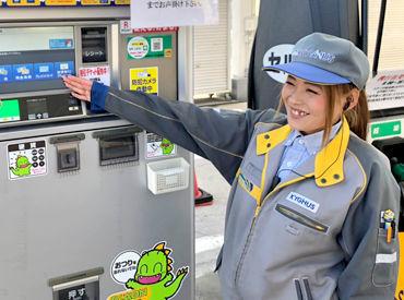 キグナス石油販売株式会社 セルフ狭山SSの画像・写真
