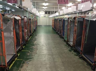 高千穂倉庫運輸株式会社鹿児島支店流通センター営業所の画像・写真