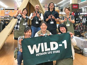 WILD-1入間店の画像・写真