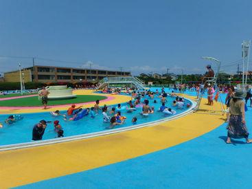 浦安市営 東野プールの画像・写真