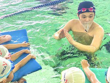 奈良YMCA スイミングスクールの画像・写真