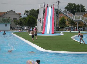 中野市民プールの画像・写真