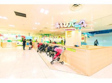 namcoパルティ・フジ西条玉津店/あそびパークの画像・写真