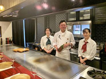 創作鉄板焼と寿司 錦の画像・写真