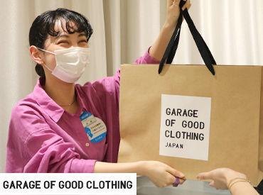 GARAGE OF GOOD CLOTHING イオンモール大高 ※PA_3305の画像・写真