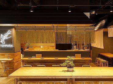 天ぷら専門店 いちばん ※2021年5月12日OPENの画像・写真