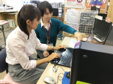 パソコン教室わかるとできる イーストタウン松阪校の画像・写真