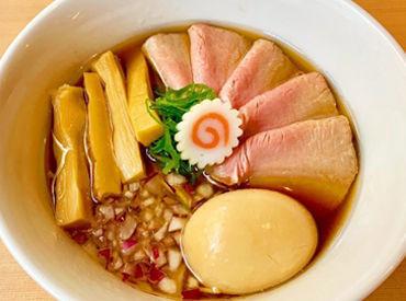 らぁ麺 六花-rikka-の画像・写真