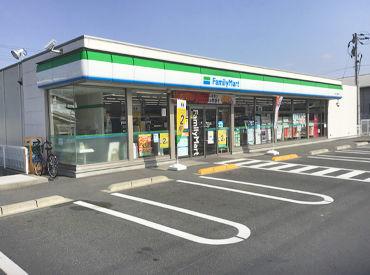 ファミリーマート岡山上道駅前店の画像・写真