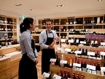ワインショップ・エノテカ 三井アウトレットパーク 幕張店の画像・写真
