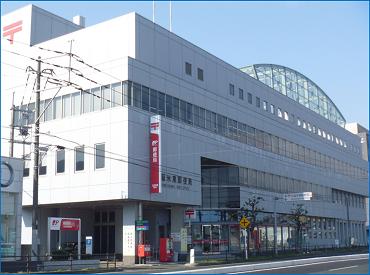 久留米東郵便局の画像・写真