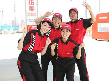 宇佐美ガソリンスタンド ※四日市東インター店(出光) U-01の画像・写真